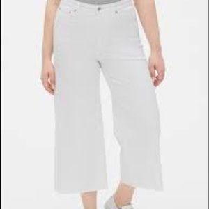 GAP high rise wide jeans Mint color🔥🔥